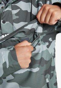 Brunotti - KINGERS MENS JACKET - Snowboard jacket - titanium - 7