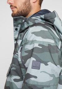 Brunotti - KINGERS MENS JACKET - Snowboard jacket - titanium - 5