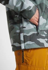 Brunotti - KINGERS MENS JACKET - Snowboard jacket - titanium - 6