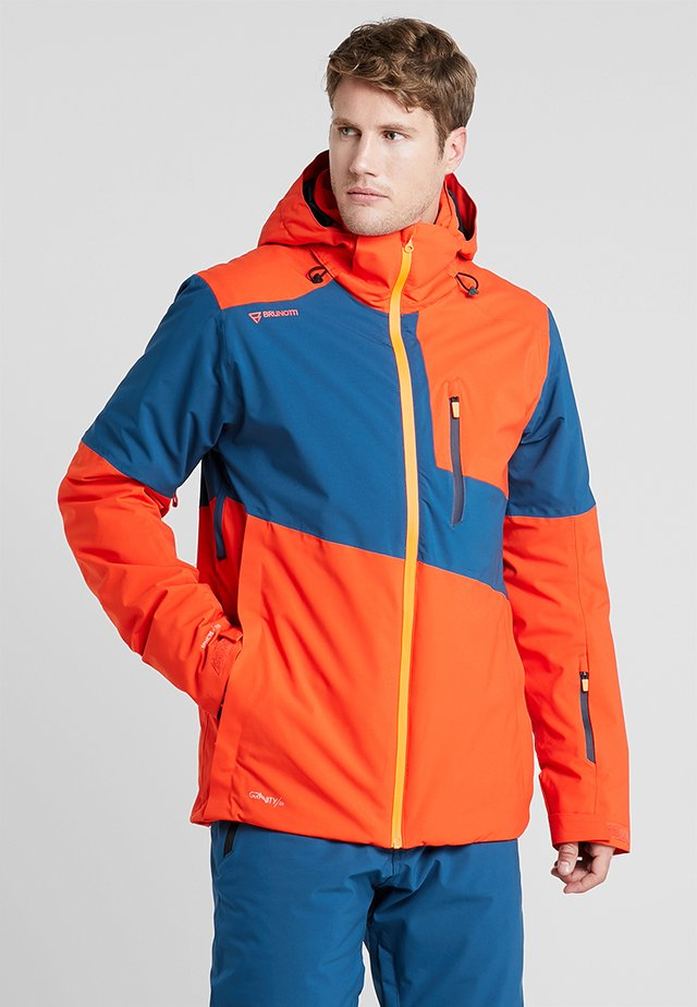 STROKERS MENS SNOWJACKET - Kurtka snowboardowa - heat