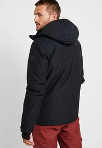 Brunotti - GLEASON MENS SNOWJACKET - Snowboardová bunda - black - 2