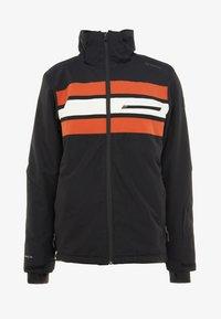 Brunotti - GLEASON MENS SNOWJACKET - Snowboardová bunda - black - 5