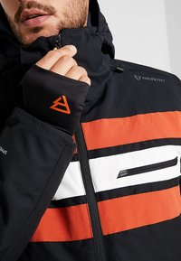 Brunotti - GLEASON MENS SNOWJACKET - Snowboardová bunda - black - 6