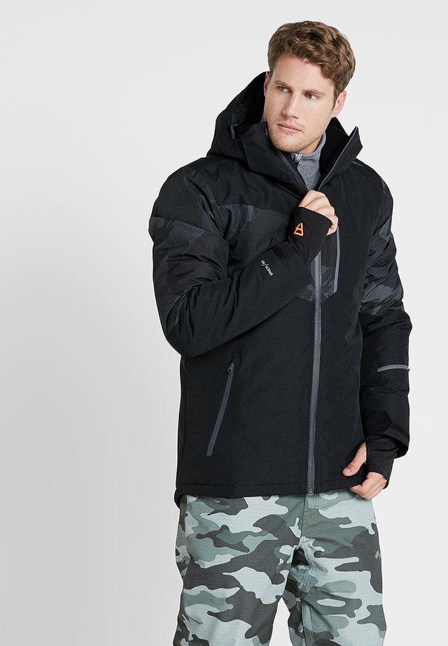 DAKOTO MENS SNOWJACKET - Snowboard jacket - black