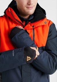Brunotti - IDAHO MENS SNOWJACKET - Laskettelutakki - heat - 5