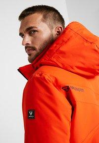 Brunotti - PANDER MENS SNOWJACKET - Snowboard jacket - heat - 4