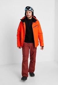 Brunotti - PANDER MENS SNOWJACKET - Snowboard jacket - heat - 1