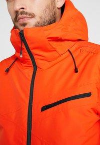 Brunotti - PANDER MENS SNOWJACKET - Snowboard jacket - heat - 6