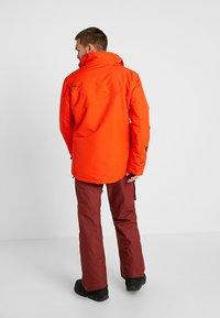 Brunotti - PANDER MENS SNOWJACKET - Snowboard jacket - heat - 3