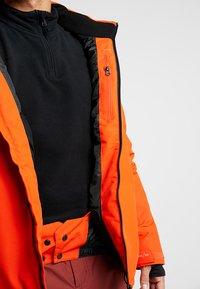 Brunotti - PANDER MENS SNOWJACKET - Snowboard jacket - heat - 8