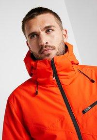 Brunotti - PANDER MENS SNOWJACKET - Snowboard jacket - heat - 5