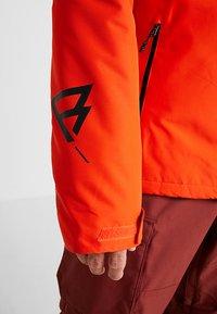 Brunotti - PANDER MENS SNOWJACKET - Snowboard jacket - heat - 10