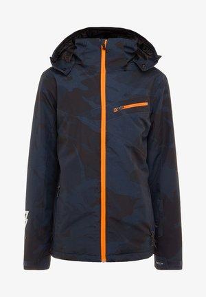 PANDER MENS - Snowboardová bunda - space blue