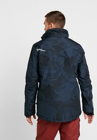 Brunotti - PANDER MENS - Snowboardová bunda - space blue - 2