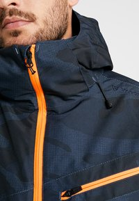 Brunotti - PANDER MENS - Snowboardová bunda - space blue - 3