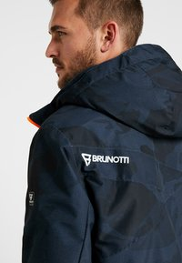 Brunotti - PANDER MENS - Snowboardová bunda - space blue - 5