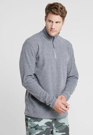 TENNO MENS  - Fleece jumper - mid grey melee