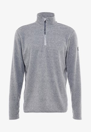 TENNO MENS  - Sweat polaire - mid grey melee