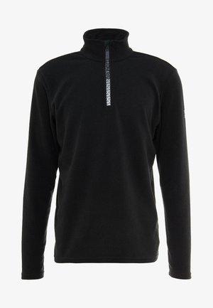 TENNO MENS  - Fleece jumper - black