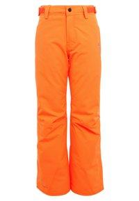 Brunotti - FOOTSTRAP SNOWPANTS - Talvihousut - fluorecent orange - 2