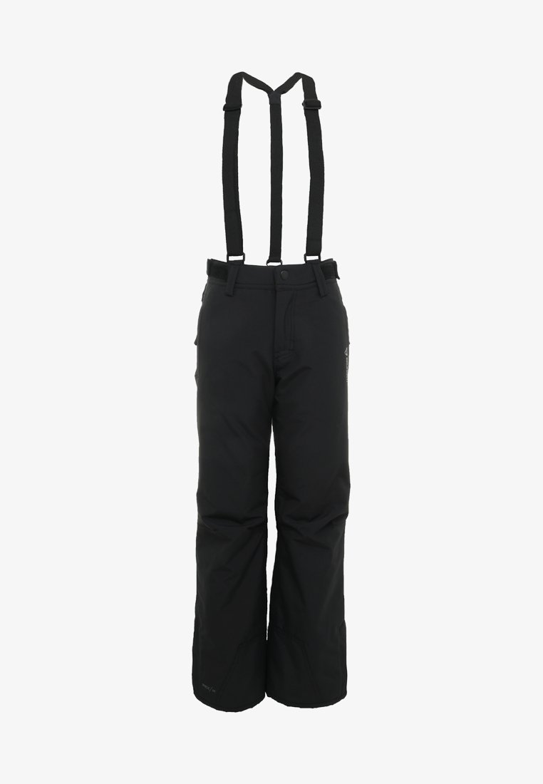 Brunotti - FOOTSTRAP SNOWPANTS - Talvihousut - black