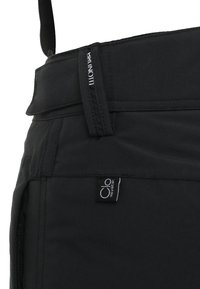 Brunotti - FOOTSTRAP SNOWPANTS - Skibroek - black - 3
