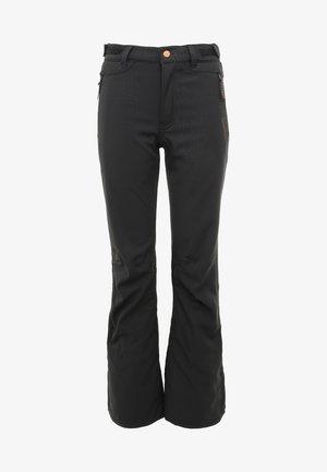 HATI GIRLS SOFTSHELL PANT - Trousers - obsidian