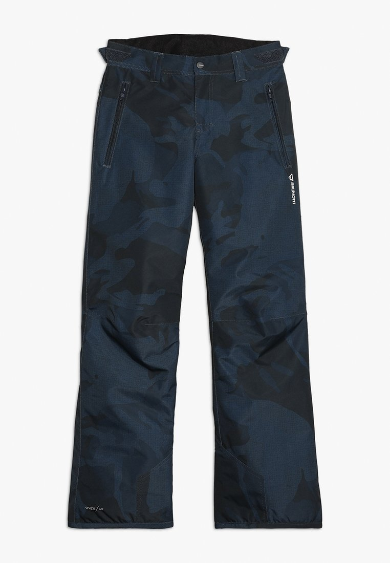 Brunotti - KITEBAR BOYS SNOWPANTS - Talvihousut - space blue