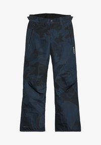 Brunotti - KITEBAR BOYS SNOWPANTS - Talvihousut - space blue - 3