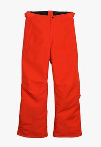 Brunotti - FOOTSTRAP BOYSSNOWPANTS - Talvihousut - heat