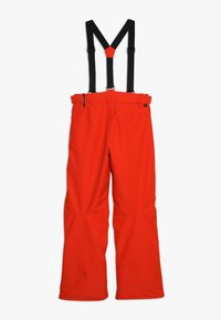 Brunotti - FOOTSTRAP BOYSSNOWPANTS - Talvihousut - heat - 1