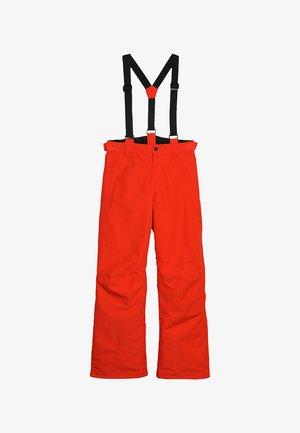 FOOTSTRAP BOYSSNOWPANTS - Pantalon de ski - heat