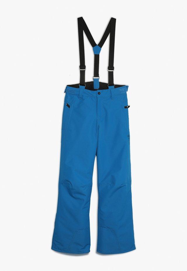 FOOTSTRAP BOYSSNOWPANTS - Talvihousut - imperial blue