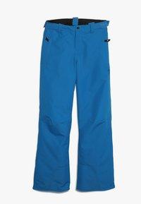 Brunotti - FOOTSTRAP BOYSSNOWPANTS - Zimní kalhoty - imperial blue - 2