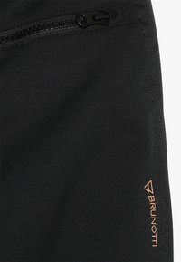 Brunotti - SILVERBIRD GIRLS SNOWPANTS - Talvihousut - black - 3