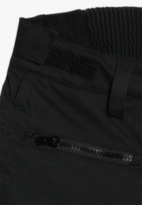 Brunotti - SILVERBIRD GIRLS SNOWPANTS - Talvihousut - black - 2