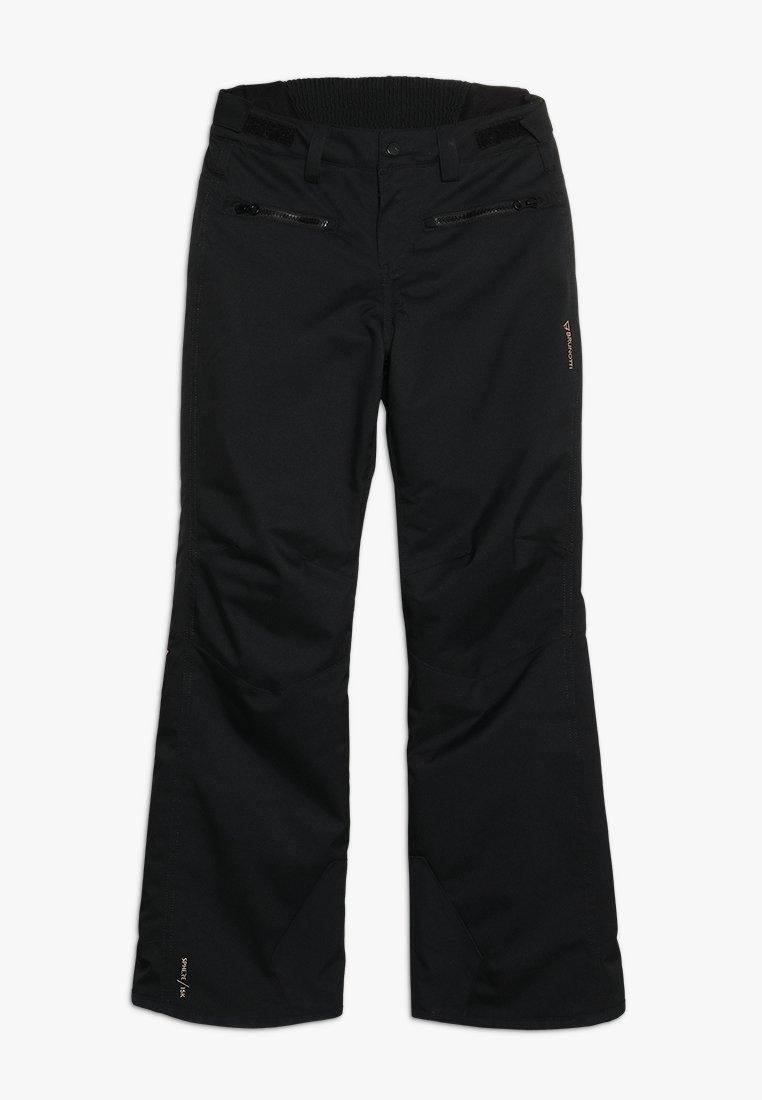 Brunotti - SILVERBIRD GIRLS SNOWPANTS - Snow pants - black