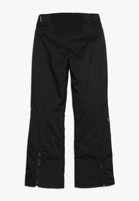 Brunotti - SILVERBIRD GIRLS SNOWPANTS - Talvihousut - black - 1
