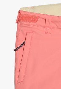 Brunotti - SUNLEAF GIRLS SNOWPANTS - Zimní kalhoty - desert pink - 2