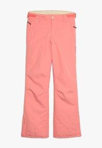 Brunotti - SUNLEAF GIRLS SNOWPANTS - Zimní kalhoty - desert pink - 0