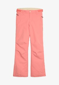 Brunotti - SUNLEAF GIRLS SNOWPANTS - Zimní kalhoty - desert pink - 4