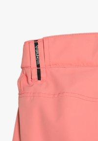 Brunotti - SUNLEAF GIRLS SNOWPANTS - Zimní kalhoty - desert pink - 5