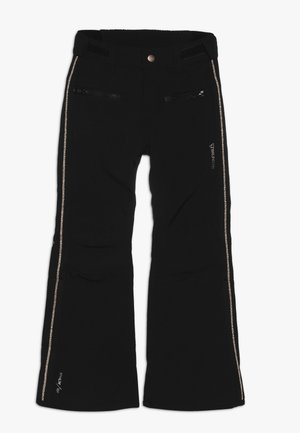 SILVEREYE GIRLS PANT - Zimní kalhoty - black