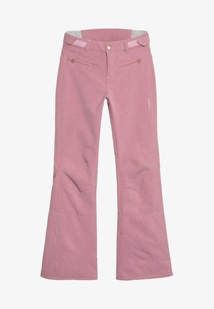 GIRLS PANT - Pantalón de nieve - old rose