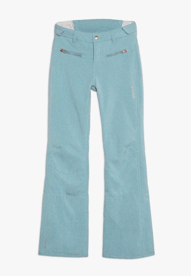 GIRLS PANT - Täckbyxor - polar blue