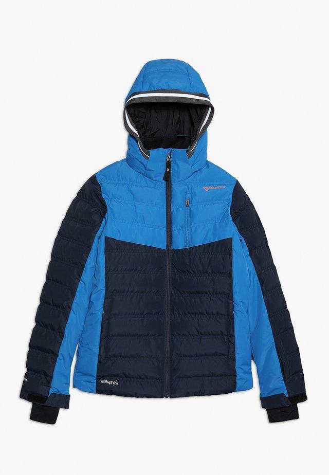 SERGAS BOYS SNOWJACKET - Snowboard jacket - space blue