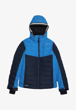 SERGAS BOYS SNOWJACKET - Snowboardová bunda - space blue