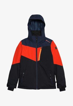 DAKOTO BOYS SNOWJACKET - Snowboardová bunda - titanium