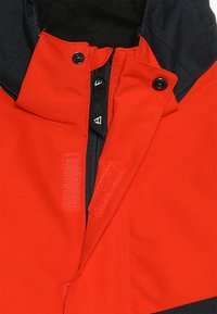 Brunotti - IDAHO BOYS SNOWJACKET - Snowboard jacket - red/dark blue - 3