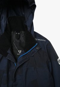 Brunotti - GULLIES BOYS SNOW JACKET - Snowboardjas - space blue - 4